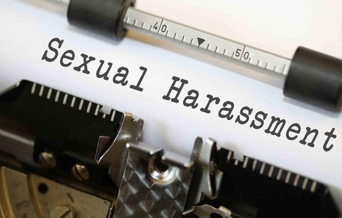 Sexual Harassment by Nick Youngson