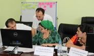 Участники тренинга. ©Фото: ОО «Гендер и Развитие»